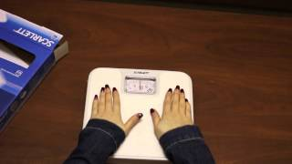 Обзор механических весов Scarlett SC-214 -review mechanic scale Scarlett SC 214