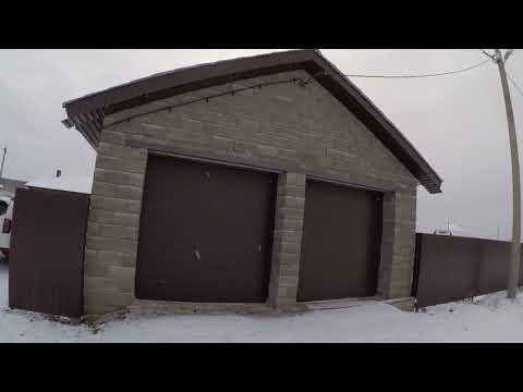 Построил гараж мечты