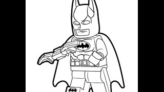 Lego Coloring Pages For Kids Mp3