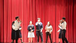 Publication Date: 2019-01-07 | Video Title: 1819瑪利諾中學歌唱比賽-miss姜戰隊表演