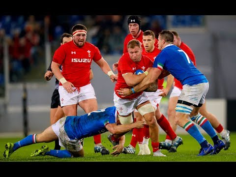 Extended Highlights: Italy v Wales | Guinness Six Nations