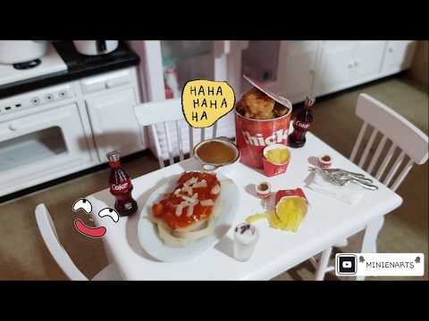 MINI FOOD BLOOPERS 2019 | MINI KITCHEN COOKING REAL FOOD