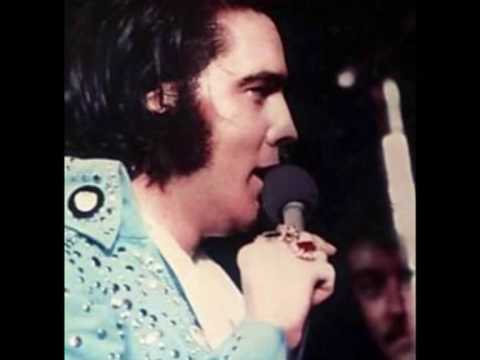 Elvis Presley-Help me make it Through The Night.