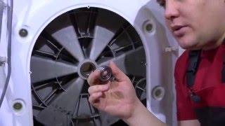 Замена подшипников в стиральной машине БЕКО (Часть 2)(Это вторая часть, из трех, в которых я расскажу и покажу как поменять подшипники в стиральной машине BEKO (Беко..., 2016-03-07T13:20:49.000Z)