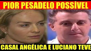 PI0R PESADDELL00  de Angélica e Luciano Huck em Momentos Extremamente Difíceis  é Dito em Entrevista