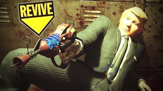 DONALD TRUMP CHARACTER MOD IN CALL OF DUTY BLACK OPS 3 ZOMBIES...