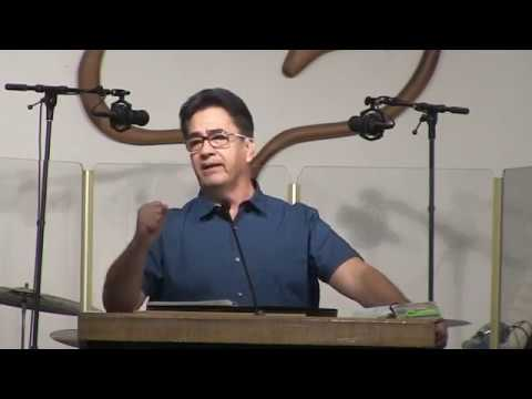 26 November 2017 | 'Good News From A Bad Place' Rev. 1:1 8 | Pastor Charles Couch Jr