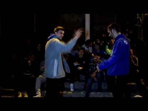 VIVI VS MAXI - BATALLÓN - (FINAL) - CARTHAGO FREESTYLE BATTLE