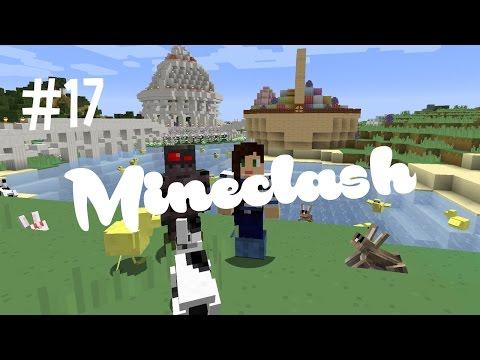 EASTER CHALLENGE - MINECLASH (EP.17)