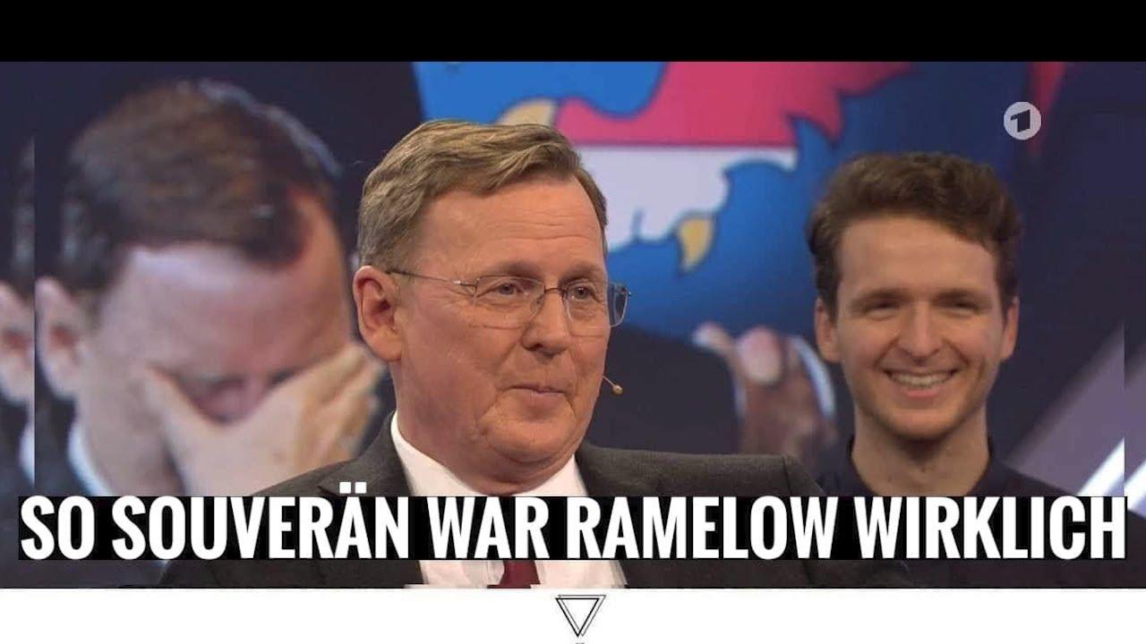 Maischberger Ramelow