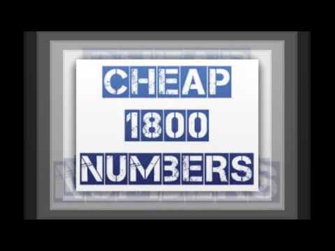 How To Get A 1 800 Number from YouTube · Duration:  1 minutes 44 seconds
