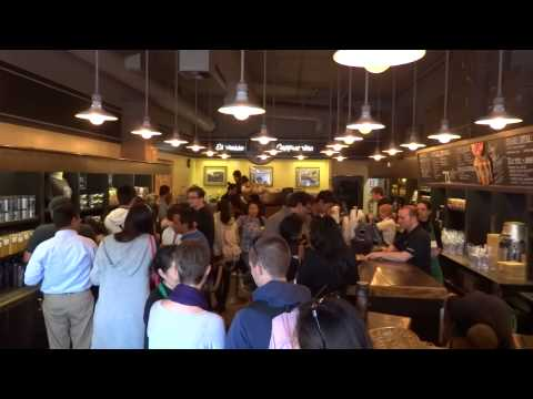 Seattle, Washington - Pike Place Market - Original Starbucks HD (2014)