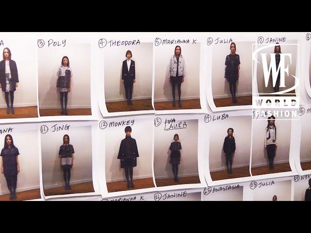 Devastee Fall-Winter 15-16 Paris Fashion Week