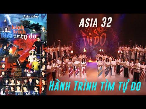 «ASIA 32» Hành Trình Tìm Tự Do - Hợp Ca [asia REWIND]