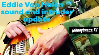 Eddie Van Halen Dolphin sound and intruder update