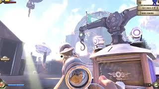 bioshock infinite game play bots
