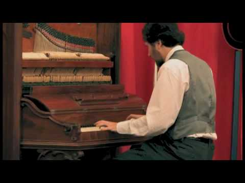 2008 Old-Time Piano Contest: Andrew Barret t plays Roy Bargy