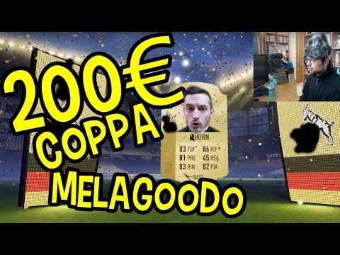 SBUSTO 200€ PER LA COPPA MELAGOODO