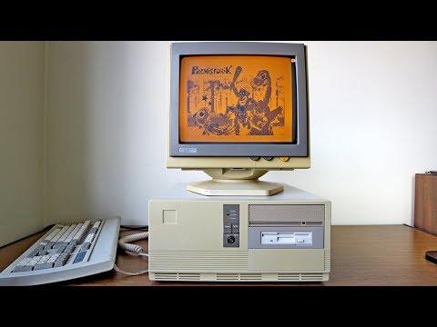 Компьютер из 80-х для игр и не только...