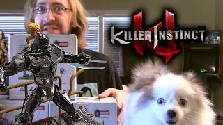 KILLER INSTINCT FIGURES: Unboxing & New Colors