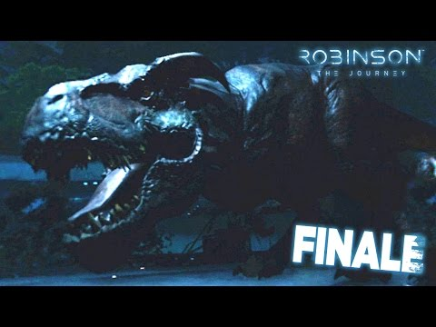 The T.Rex Arrives - Robinson The Journey || Ep4 FINALE