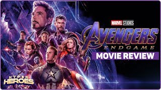 Avengers: Endgame Movie Review (No Spoilers)