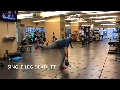 Hip Dominant Exercises for Golfers