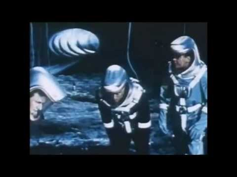 First Spaceship on Venus (1960) Rendered in 720p