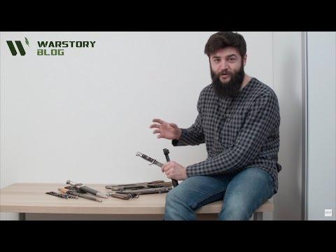 Кинжалы, кортики, тесаки - 9 ножей из коллекции немецкого холодного оружия.