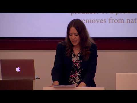 Jennifer Gosetti Ferencei | 'On poetry and Truth' | Lecture