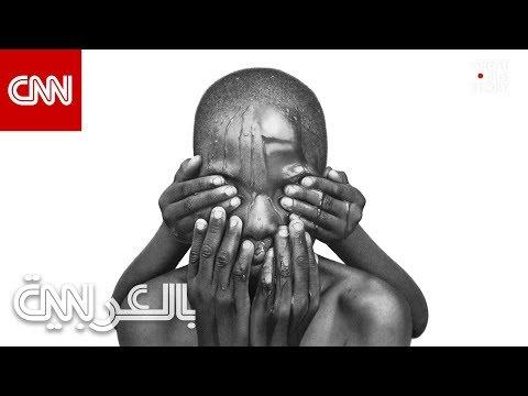 لوحات فنية شديدة الواقعية لفنان نيجيري  - 19:54-2019 / 6 / 18