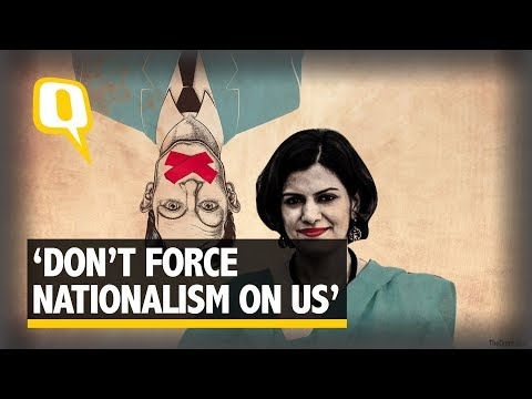 To SC & Trolls Alike, Stop Forcing Nationalism on Us: Nidhi Razdan - The Quint