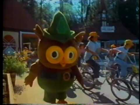 80's Woodsy Owl USDA PSA Commercial