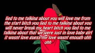 Rayy Dubb- Bitch you lied to me lyrics