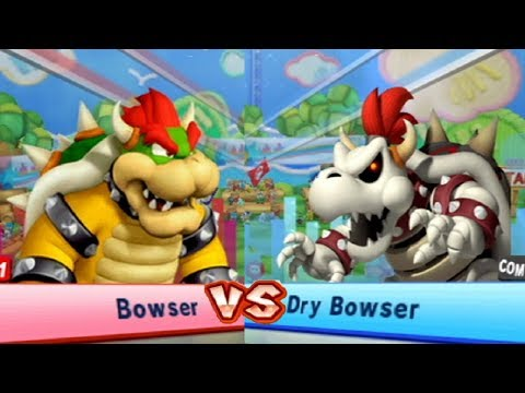 Thumbnail: Mario & Sonic at the London 2012 Olympic Games - All Bosses (Rival Challenges)