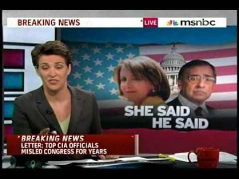 Democrats say Panetta told them CIA misled Congress 7-8