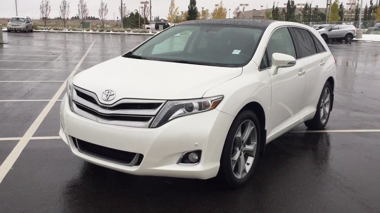 2014 Toyota Venza V-6 AWD First Test |Toyota Venza Awd