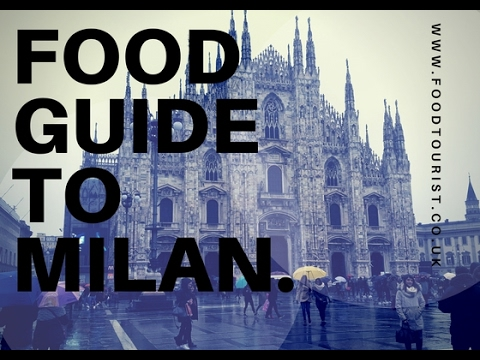 2 Days in Milan - Street Food Guide from the Food Tourists