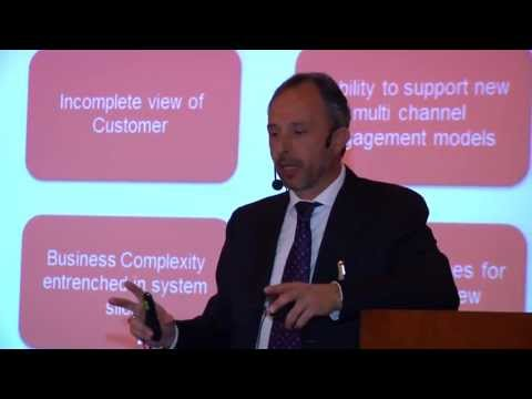 Nikos Goutsoulas - Oracle Financial Services (Greece)
