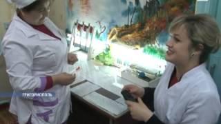 В сельских и районных больницах - новое лабораторное оборудование(, 2014-03-26T19:10:42.000Z)