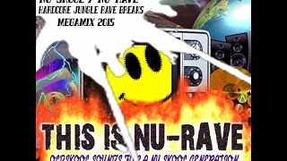 DJ PURSUIT - THIS IS NU-RAVE (nu skool hardcore rave breaks mix 2015)