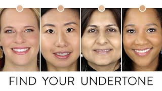 How To Find Your Foundation Undertone at The Drugstore With No Testers