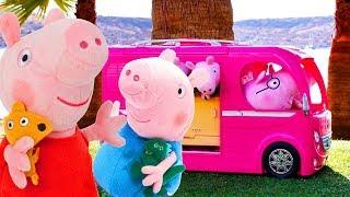 Sommer mit Peppa Wutz.   Peppa Wutz Spiele für Kinder thumbnail