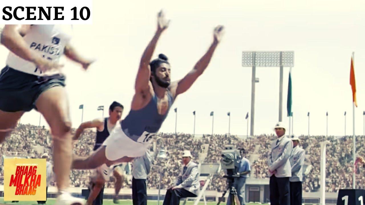 Download Bhaag Milkha Bhaag | Scene 10 | भाग मिल्खा भाग | Farhan Akhtar | Sonam Kapoor | Best Scenes