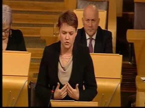 Ruth Davidson MSP speaks in the Equal Marriage Debate, 20.11.2013