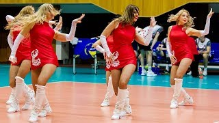 Russian cheerleaders - Метар Спорт