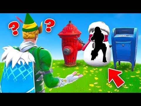 *NEW* PROP HUNT in Fortnite!