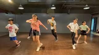 SPACEKids Level 1 – 排舞練習(6/14-阿奎老師)