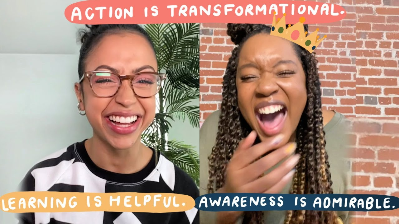 CREATING FOR CHANGE • Learning & Laughing with my Favorite Creators