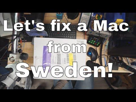 Can Sweden fix Macbook?